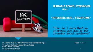 IRRITABLE BOWEL SYNDROME - Symptoms