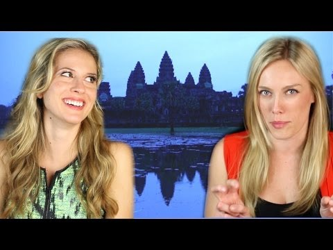 Siem Reap/Angkor Wat, Cambodia Travel Guide -- Go or No? Review