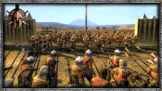 A MAGYAR VÉDVONAL! - Medieval II Total War Gameplay