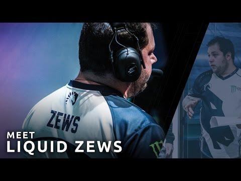 Meet Liquid Zews - Powered by Razer