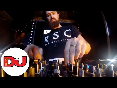 Jacky LIVE from DJ Mag HQ (Tech House DJ Set)