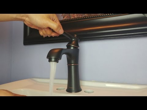 purelux-wise-oil-rubbed-bronze-bathroom-sink-faucet-review-and-installation