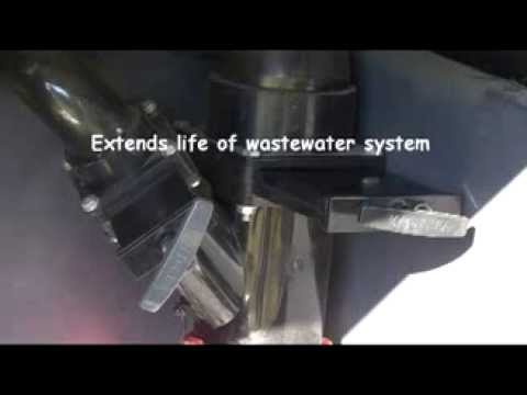 RV101TV  How To Flush & Clean RV Black Water Holding Tank  YouTube
