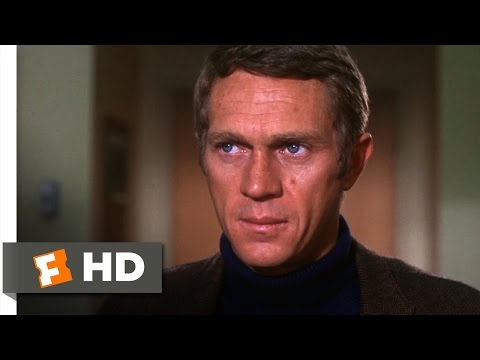 Bullitt (1968) - Giving Up the John Doe Scene (6/10)   Movieclips