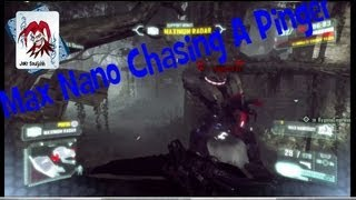 Crysis 3 chasing down a pinger with Max Nanosuit - JoKr souljahh