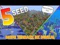 5 Seed Minecraft Pocket Edition Terbaik Di Dunia