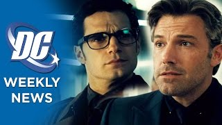 New Batman v Superman Character Details! | DC Weekly News