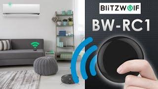 Controle toda sua casa com um aparelho - BlitzWolf BW-RC1 - Unboxing e Primeiras impressões