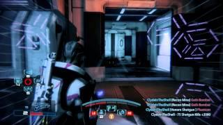 Mass Effect 3 Multiplayer Platinum Solo: Drell Assassin/Cerberus/White