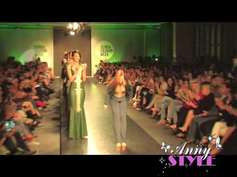 Anny STYLE 326   Serbia Fashion Week 1 deo