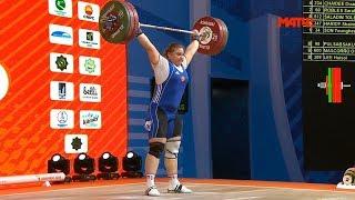 2018 World Weightlifting Championships. women +87kg \ Чемпионат мира женщины свыше 87кг