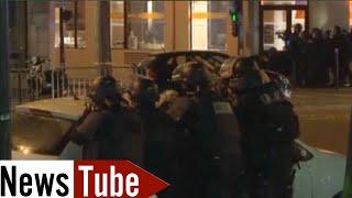 PARIS : vidéo de l'assaut au Bataclan lors de la prise d'otages