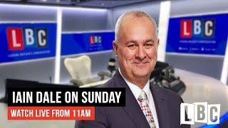 Iain Dale On Sunday: Interview With David Davis - LBC