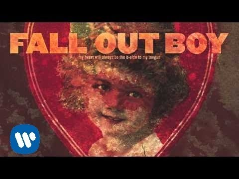 Fall Out Boy: My Heart Is The Worst Kind Of Weapon (Audio)