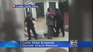 Curtis Sliwa Arrested