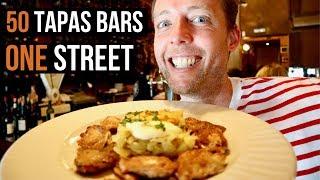 7 Best Tapas Bars on Cava Baja    Madrid's Most Famous Tapas Street