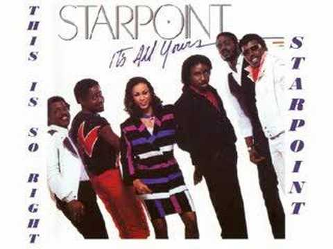 Starpoint - This Is So Right 1984