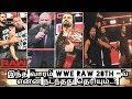 இந்த வாரம் WWE RAW 20TH-ல் என்ன நடந்தது தெரியுமா..?/World Wrestling Tamil