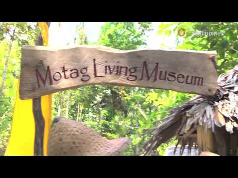 Philippine Travel Guide: Motag Living Museum