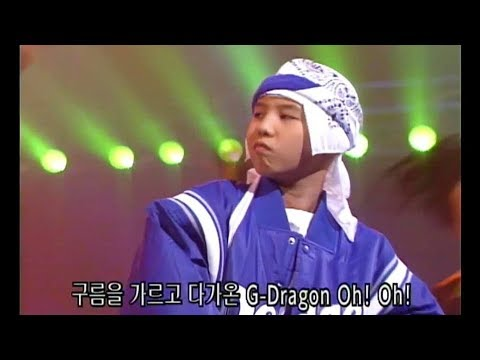PERRY - STORM Feat. G-DRAGON 2001 SBS인기가요 페리-스톰 2001년 Live Performance HD (OLD KPOP) YG Family