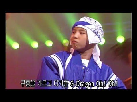 PERRY - STORM Feat. G-DRAGON 2001 SBS인기가요 페리-스톰 2001년 Live Performance HD (OLD KPOP) YG Family