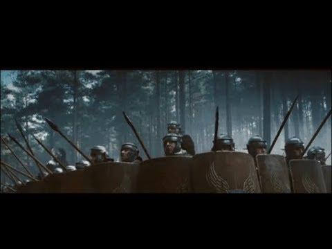 Brutal Ambush Battle   Roman Legion March To War