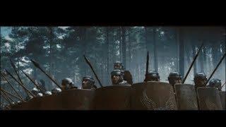 Brutal Ambush Battle | Roman Legion March to war