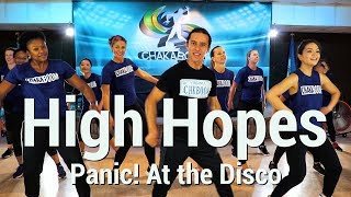 Panic! At The Disco - High Hopes Dance l Chakaboom Fitness Choreography