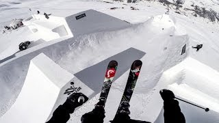 One Day At Nine Knights With Jesper Tjäder
