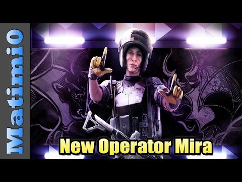 New Operator Mira Revealed - Rainbow Six Siege