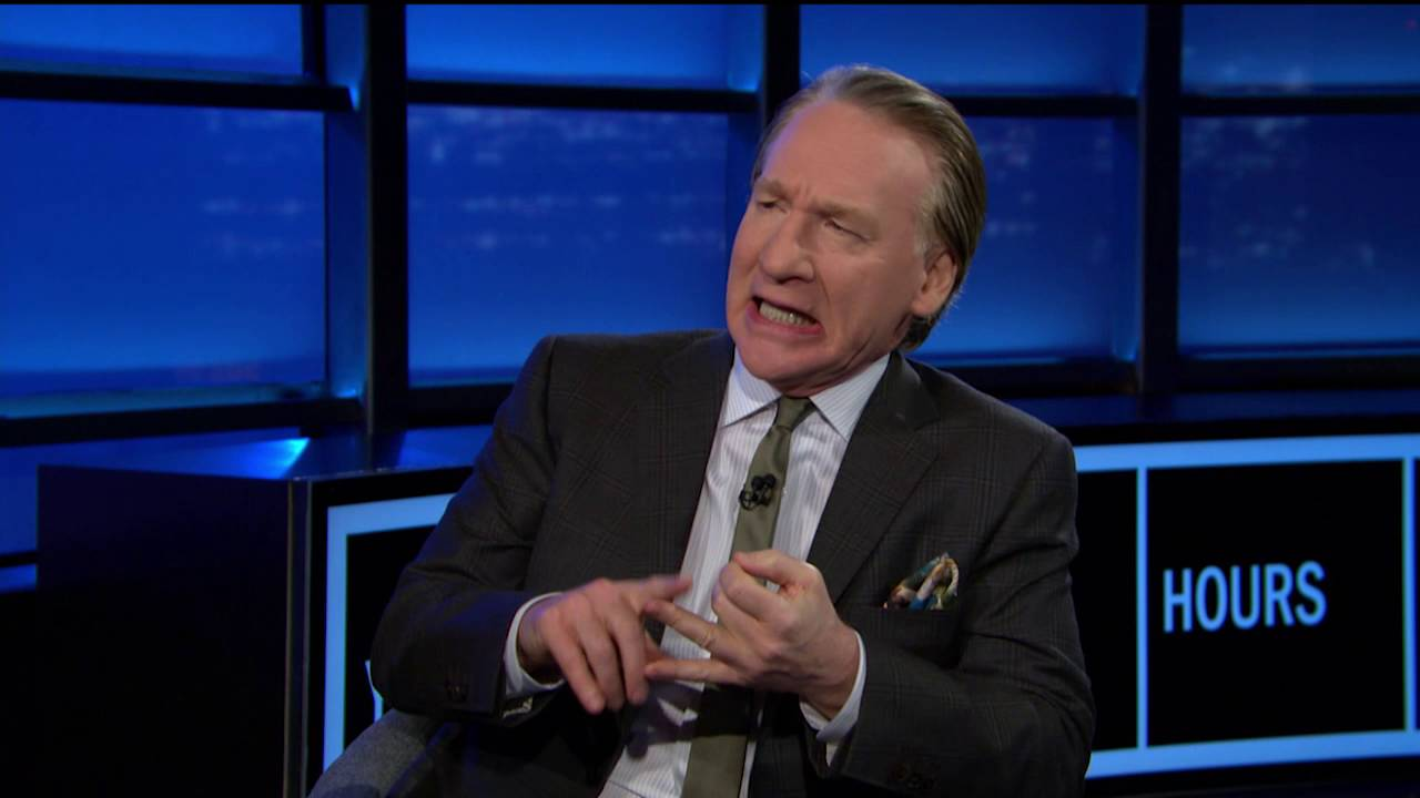 Real Time with Bill Maher: Michael Moore – Where to Invade Next (HBO)