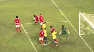 Real Murcia 0 - Cádiz 1 (02-09-15) Copa del Rey