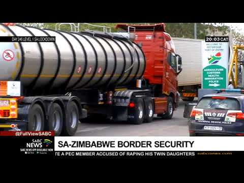 Zimbabwe and South Africa to beef up security at Beitbridge border post