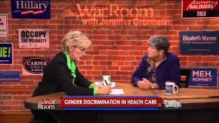 "Nancy Keenan Talks with Jennifer Granholm on ""The War Room"""