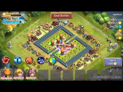 Castle Clash Is Harpy Queen Useful Hero?