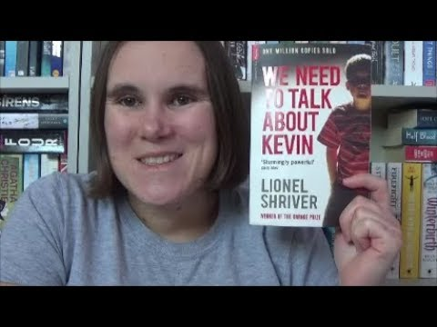 Need to about we kevin book talk