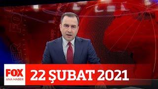 Aşılama tarihi belli değil... 22 Şubat 2021 Selçuk Tepeli ile FOX Ana Haber