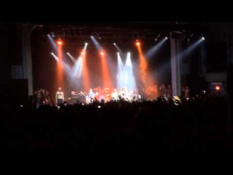 The Holly Springs Disaster - Up In Smoke (Live @ Danforth Music Hall)