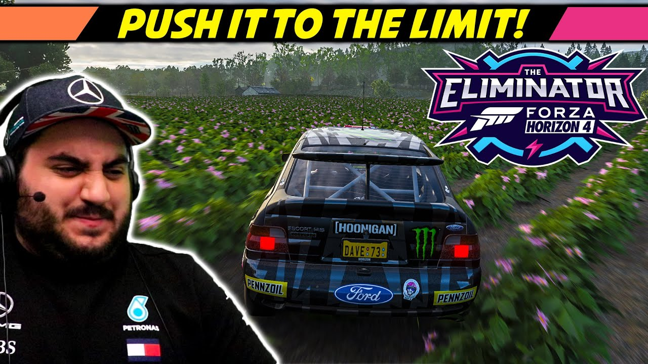 Forza Horizon 4: The Eliminator #3 | Push it to the Limit! thumbnail