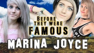 MARINA JOYCE - Before They Were Famous