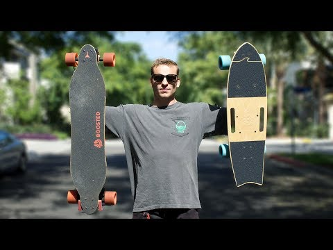Boosted Board vs. Riptide: Electric Skateboard Comparison