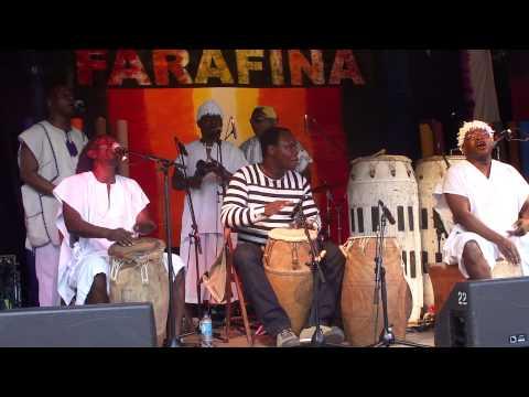 Traditionelle spirituelle Musik aus Ghana - ROOTS AMAMOMO