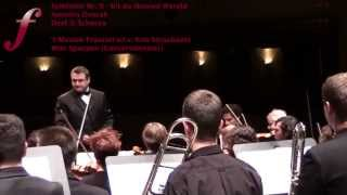 Antonin Dvorak - Symfonie Nr 9 - Deel 3 Scherzo - 't Muziek Frascati