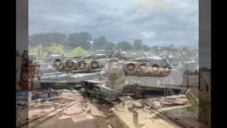 Заброшенные военные объекты