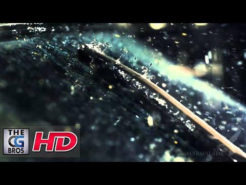 "CGI VFX Making Of : ""Marmalade Identity"" by - Schoenheitsfarm"