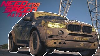 NFS Payback  NFS jetzt auch Offroad? Gameplay  Valle