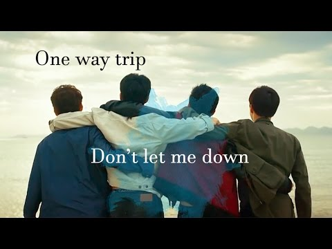One way trip | Don't let me down !!SPOILERS!!