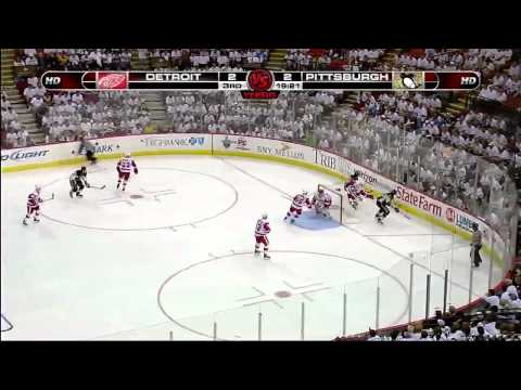 Penguins vs Red Wings 2009 Stanley Cup Highlights