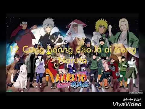 12 Cung hoàng đạo : 12 Cung hoàng đạo là ai trong Naruto ��