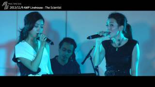 The Scientist - Coldplay Cover by 【Esther Veronin梁妍熙 & Lara梁心頤】